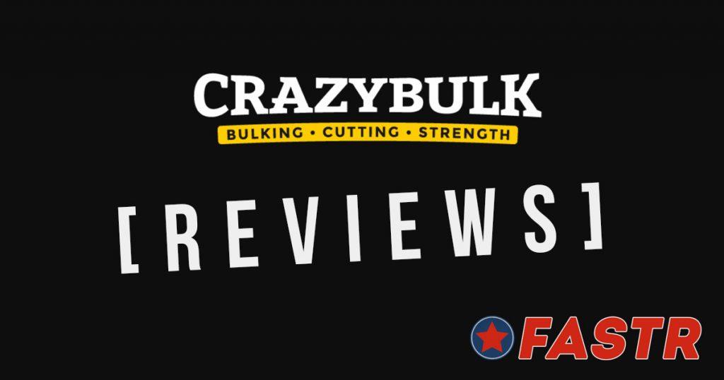Crazy Bulk Reviews - Does It Work?