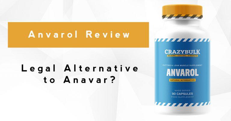 Anvarol - Alternative to Anavar?